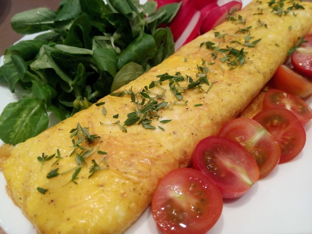 francuzska omeleta